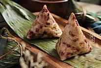 #甜粽VS咸粽,你是哪一党?#甜蜜八宝粽的做法