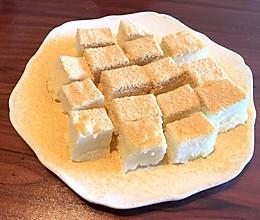 中式雪花糕的做法