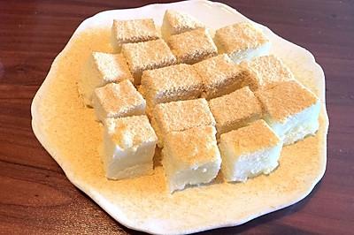 中式雪花糕