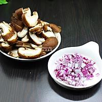提高免疫,面包香菇浓汤#柏翠辅食节-春节辅食#的做法图解8