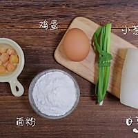 照烧萝卜饼 宝宝辅食食谱的做法图解1