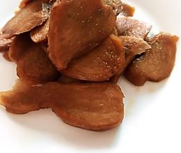 陈醋冰糖泡生姜的做法