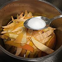 水晶西柚皮---宝宝的无添加开胃小零食的做法图解5