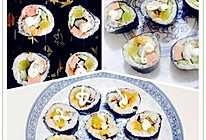 diy 寿司的做法