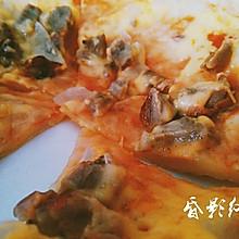 高压锅比萨饼 #一起吃西餐#