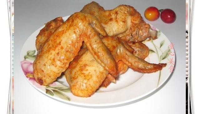 焗鸡翅——看亚运.学粤菜的做法