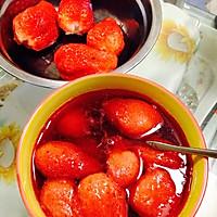 草莓罐头的做法图解3
