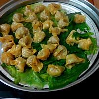 大喜大牛肉粉【试用之一】    牛肉粉鲜虾米馄饨的做法图解6
