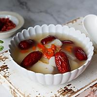 红枣枸杞汤年糕#新年开运菜,好事自然来#的做法图解10