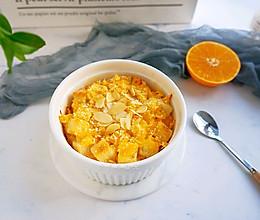 清新香甜的早餐—香橙烤吐司的做法
