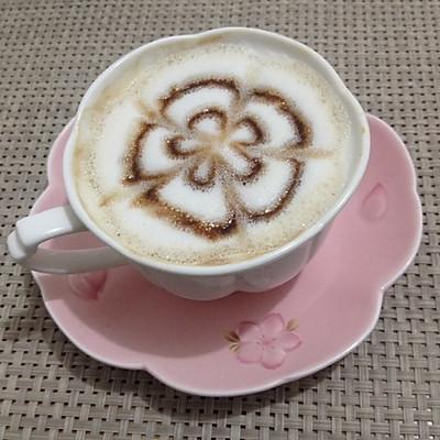 基础拉花咖啡