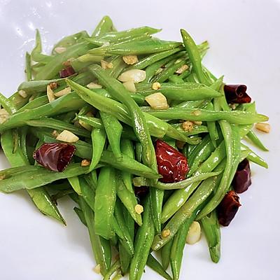 爆炒刀豆丝——简单易学快手菜