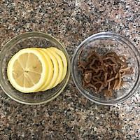咸柠檬蒸鲈鱼的做法图解3