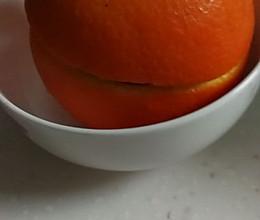 止咳冰糖橙的做法