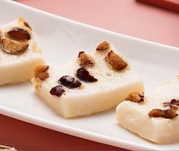 孩子爱吃的育儿辅食|绵软香甜的红枣米糕的做法