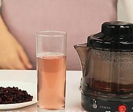 萃取五味子茶饮的做法