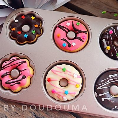 甜甜圈烤箱版