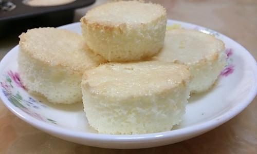 纯蛋清蛋糕的做法