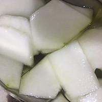 减肥餐~紫菜虾皮冬瓜汤的做法图解2