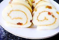 蜂蜜提子蛋糕卷的做法