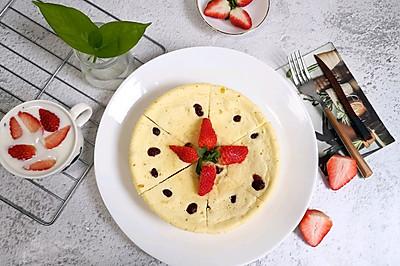 酸奶蔓越莓蛋糕,蒸出来的美味,好吃不上火!