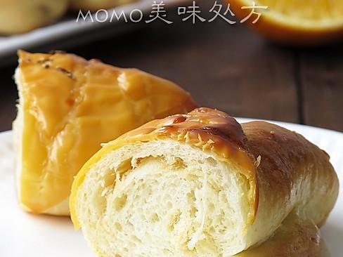 肉松芝士面包的做法