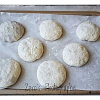 轻法式爆浆红豆乳酪面包(水合法)的做法图解14