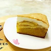 苹果酥皮蛋糕