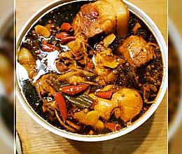 美味自制卤菜,赞,外加肉夹馍菜谱的做法