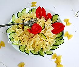 意粉蔬菜拌沙拉的做法