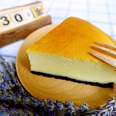 纽约芝士蛋糕(自制酸奶油)