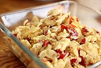 没办法写菜谱的一道快手菜——剁椒炒鸡蛋的做法