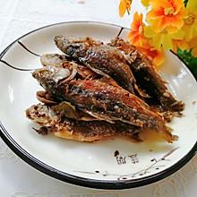 #合理膳食 营养健康进家庭#焖酥鲫鱼