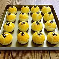 莲蓉蛋黄酥&杂花酥(黄油版)的做法图解1