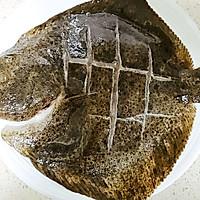 清蒸多宝鱼的做法图解5
