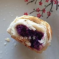 黑芝麻紫薯酥----紫色的诱惑的做法图解12
