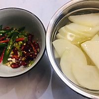 零失败「腊味干锅土豆片」的做法图解1