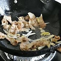 黄豆芽炒粉条的做法图解7