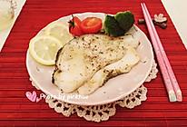 柠香煎鳕鱼的做法