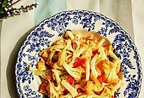 家常西红柿炒菜花的做法