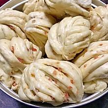 广式腊肠花卷