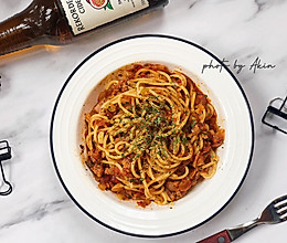 低脂 | 经典番茄肉酱意面的做法