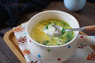 狭鳕鱼疙瘩汤
