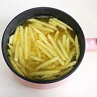 炸薯条的做法图解8