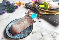 #夏日冰品不能少#红豆冰棍的做法