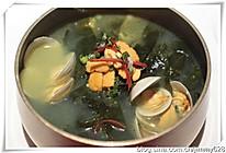 海带汤的做法