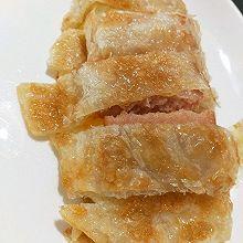 #夏日撩人滋味# 5分钟快速早餐手抓饼
