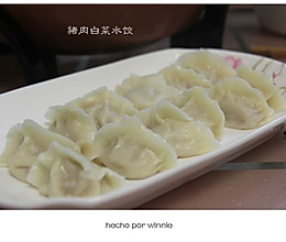 利仁电火锅DHG-263A-----------猪肉白菜水饺的做法