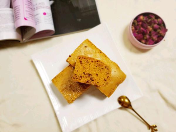 枣香四溢红枣糕的做法