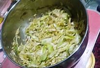 凉拌卷心菜的做法